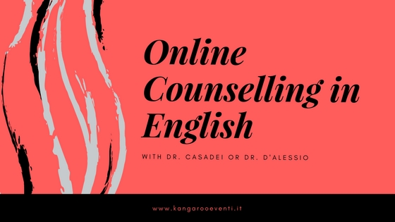 Online Counselling with Dr. Monica Casadei