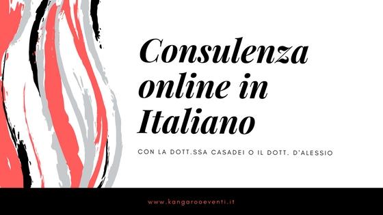 Consulenza online Dott.ssa Casadei